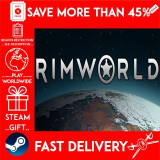 RimWorld (STEAM GIFT) 🎁🎁🎁 (get a bonus game 🎮 and a discount 💵 for the next purchase)
