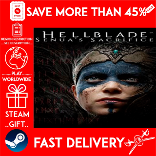 Hellblade: Senua's Sacrifice (STEAM GIFT)🎁🎁🎁 (get a bonus game 🎮 and a discount 💵 for the next purchase)