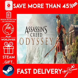 Assassin's Creed Odyssey (STEAM GIFT)🎁🎁🎁 get a bonus game 🎮 and a discount 💵 for the next purchase