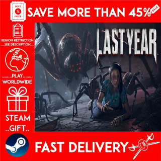 Last Year (STEAM GIFT) 🎁🎁🎁 (get a bonus game 🎮 and a discount 💵 for the next purchase)