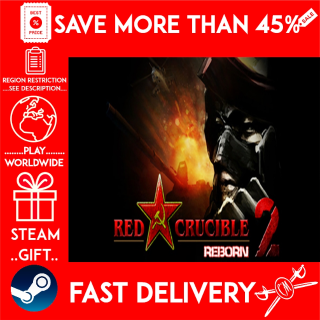 Red Crucible 2: Reborn (STEAM GIFT)🎁🎁🎁 (get a bonus game 🎮 and a discount 💵 for the next purchase)