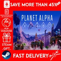 PLANET ALPHA (STEAM GIFT) 🎁🎁🎁 (get a bonus game 🎮 and a discount 💵 for the next purchase)
