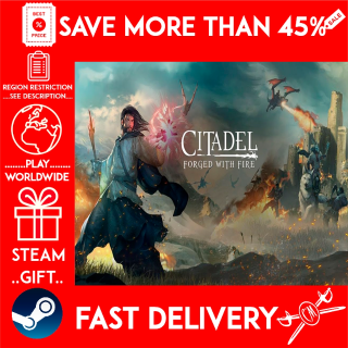 Citadel: Forged with Fire (STEAM GIFT)🎁🎁🎁 (get a bonus game 🎮 and a discount 💵 for the next purchase)