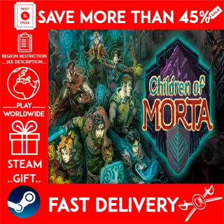 Children of Morta (STEAM GIFT) 🎁🎁🎁 (get a bonus game 🎮 and a discount 💵 for the next purchase)