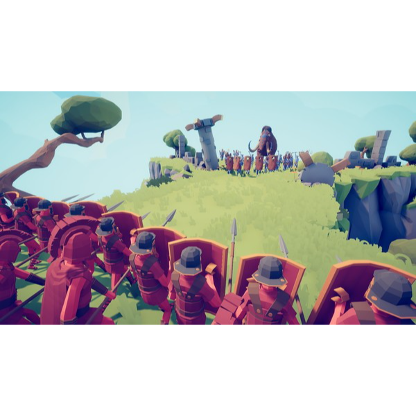 Totally Accurate Battle Simulator (STEAM GIFT) 🎁🎁🎁 (get A