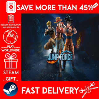 JUMP FORCE (STEAM GIFT)🎁🎁🎁 (get a bonus game 🎮 and a discount 💵 for the next purchase)