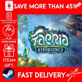 Faeria - Resurgence ❗DLC❗ (STEAM GIFT)🎁🎁🎁 (get a bonus game 🎮 and a discount 💵 for the next purchase)