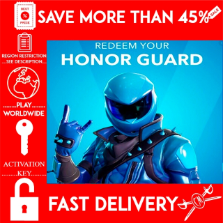 Bundle | Fortnite honor guard key