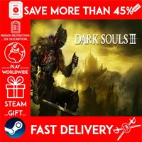 DARK SOULS III (STEAM GIFT) 🎁🎁🎁 (get a bonus game 🎮 and a discount 💵 for the next purchase)