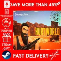 Hurtworld (STEAM GIFT) 🎁🎁🎁 (get a bonus game 🎮 and a discount 💵 for the next purchase)