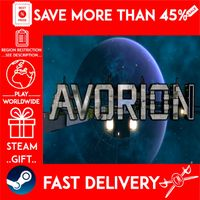 Avorion (STEAM GIFT) 🎁🎁🎁 (get a bonus game 🎮 and a discount 💵 for the next purchase)