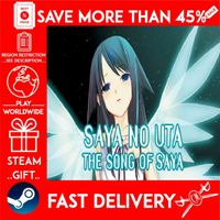 The Song of Saya (STEAM GIFT) 🎁🎁🎁 (get a bonus game 🎮 and a discount 💵 for the next purchase)