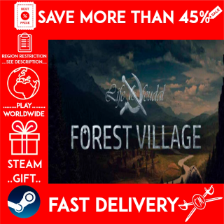 Life is Feudal: Forest Village (STEAM GIFT)🎁🎁🎁 (get a bonus game 🎮 and a discount 💵 for the next purchase)