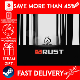 Rust (STEAM GIFT) 🎁🎁🎁 (get a bonus game 🎮 and a discount 💵 for the next purchase)