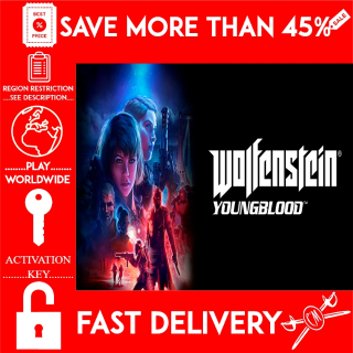 Wolfenstein Youngblood GLOBAL (NVIDIA KEY)