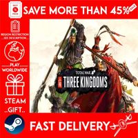 Total War: THREE KINGDOMS (STEAM GIFT) 🎁🎁🎁 (get a bonus game 🎮 and a discount 💵 for the next purchase)