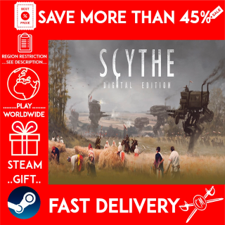 Scythe: Digital Edition (STEAM GIFT) 🎁🎁🎁 (get a bonus game 🎮 and a discount 💵 for the next purchase)