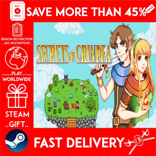 Secrets of Grindea (STEAM GIFT)🎁🎁🎁 (get a bonus game 🎮 and a discount 💵 for the next purchase)