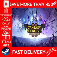 Fantasy General II (STEAM GIFT) 🎁🎁🎁 (get a bonus game 🎮 and a discount 💵 for the next purchase)