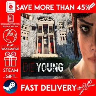 Die Young (STEAM GIFT) 🎁🎁🎁 (get a bonus game 🎮 and a discount 💵 for the next purchase)