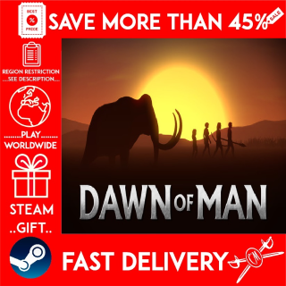 Dawn of Man (STEAM GIFT)🎁🎁🎁 (get a bonus game 🎮 and a discount 💵 for the next purchase)