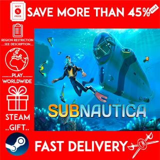 Subnautica (STEAM GIFT) 🎁🎁🎁 (get a bonus game 🎮 and a discount 💵 for the next purchase)