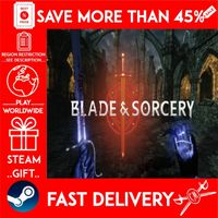 Blade and Sorcery (STEAM GIFT) 🎁🎁🎁 (get a bonus game 🎮 and a discount 💵 for the next purchase)