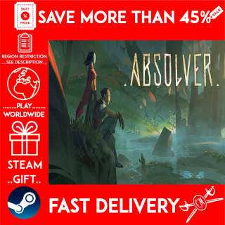 Absolver (STEAM GIFT)🎁🎁🎁 (get a bonus game 🎮 and a discount 💵 for the next purchase)