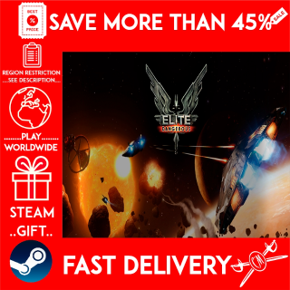 Elite: Dangerous (STEAM GIFT)🎁🎁🎁 (get a bonus game 🎮 and a discount 💵 for the next purchase)