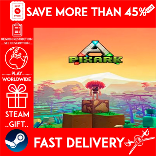 PixARK (STEAM GIFT)🎁🎁🎁 (get a bonus game 🎮 and a discount 💵 for the next purchase)