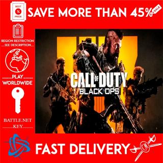CALL OF DUTY: BLACK OPS 4 (Intel KEY) REGION EU 🗝️🗝️🗝️
