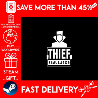 Thief Simulator (STEAM GIFT)🎁🎁🎁 (get a bonus game 🎮 and a discount 💵 for the next purchase)