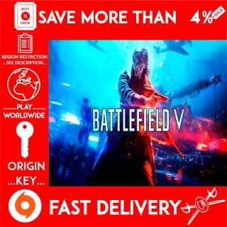BATTLEFIELD V Standard Edition (NVIDIA ORIGIN KEY) REGION FREE / WORLDWIDE / MULTILANG 🗝️🗝️🗝️