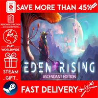 Eden Rising: Ascendant Edition (STEAM GIFT) 🎁🎁🎁 (get a bonus game 🎮 and a discount 💵 for the next purchase)
