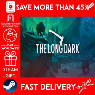 The Long Dark (STEAM GIFT)🎁🎁🎁 (get a bonus game 🎮 and a discount 💵 for the next purchase)