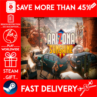 Arizona Sunshine (STEAM GIFT)🎁🎁🎁 (get a bonus game 🎮 and a discount 💵 for the next purchase)