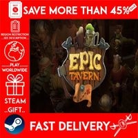 Epic Tavern (STEAM GIFT)🎁🎁🎁 (get a bonus game 🎮 and a discount 💵 for the next purchase)