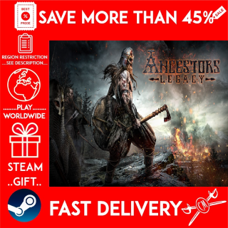Ancestors Legacy (STEAM GIFT)🎁🎁🎁 (get a bonus game 🎮 and a discount 💵 for the next purchase)