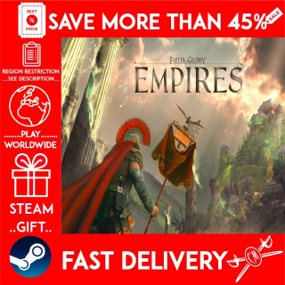 Field of Glory: Empires (STEAM GIFT) 🎁🎁🎁 (get a bonus game 🎮 and a discount 💵 for the next purchase)