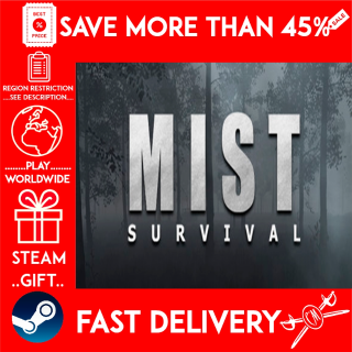 Mist Survival (STEAM GIFT)🎁🎁🎁 (get a bonus game 🎮 and a discount 💵 for the next purchase)