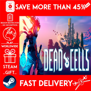 Dead Cells (STEAM GIFT)🎁🎁🎁 (get a bonus game 🎮 and a discount 💵 for the next purchase)