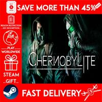 Chernobylite (STEAM GIFT) 🎁🎁🎁 (get a bonus game 🎮 and a discount 💵 for the next purchase)