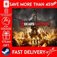 Gears Tactics (STEAM GIFT) 🎁🎁🎁 (get a bonus game 🎮 and a discount 💵 for the next purchase)