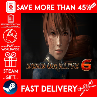 DEAD OR ALIVE 6 (STEAM GIFT)🎁🎁🎁 (get a bonus game 🎮 and a discount 💵 for the next purchase)