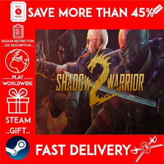 Shadow Warrior 2 (STEAM GIFT)🎁🎁🎁 (get a bonus game 🎮 and a discount 💵 for the next purchase)