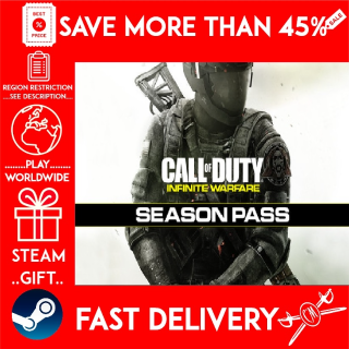 Call of Duty®: Infinite Warfare - Season Pass (STEAM GIFT)🎁🎁🎁 (get a bonus game 🎮 and a discount 💵 for the next purchase)