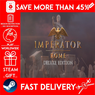 Imperator: Rome Deluxe Edition  (STEAM GIFT)🎁🎁🎁 (get a bonus game 🎮 and a discount 💵 for the next purchase)