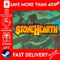 Stonehearth (STEAM GIFT) 🎁🎁🎁 (get a bonus game 🎮 and a discount 💵 for the next purchase)