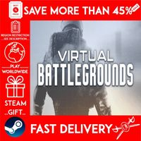 Virtual Battlegrounds (STEAM GIFT) 🎁🎁🎁 (get a bonus game 🎮 and a discount 💵 for the next purchase)