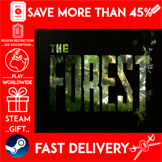 The Forest (STEAM GIFT)🎁🎁🎁 (get a bonus game 🎮 and a discount 💵 for the next purchase)
